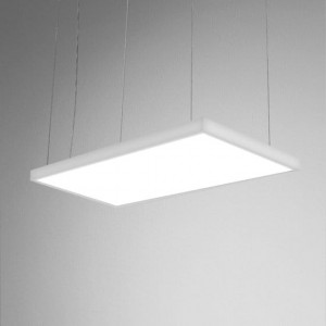 BIG SIZE next square LED 90x90cm lampa wisząca 50270 AQFORM